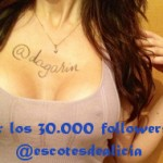 A por los 30.000 followers para Alicia Young
