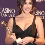 Marta Fernández recoge la Antena de Oro 2012