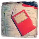Otro cuaderno rojo