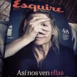 Marta en el número de Enero de Esquire ACTUALIZADO