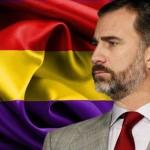 ¡Viva Felipe VI! ¡Viva la república!