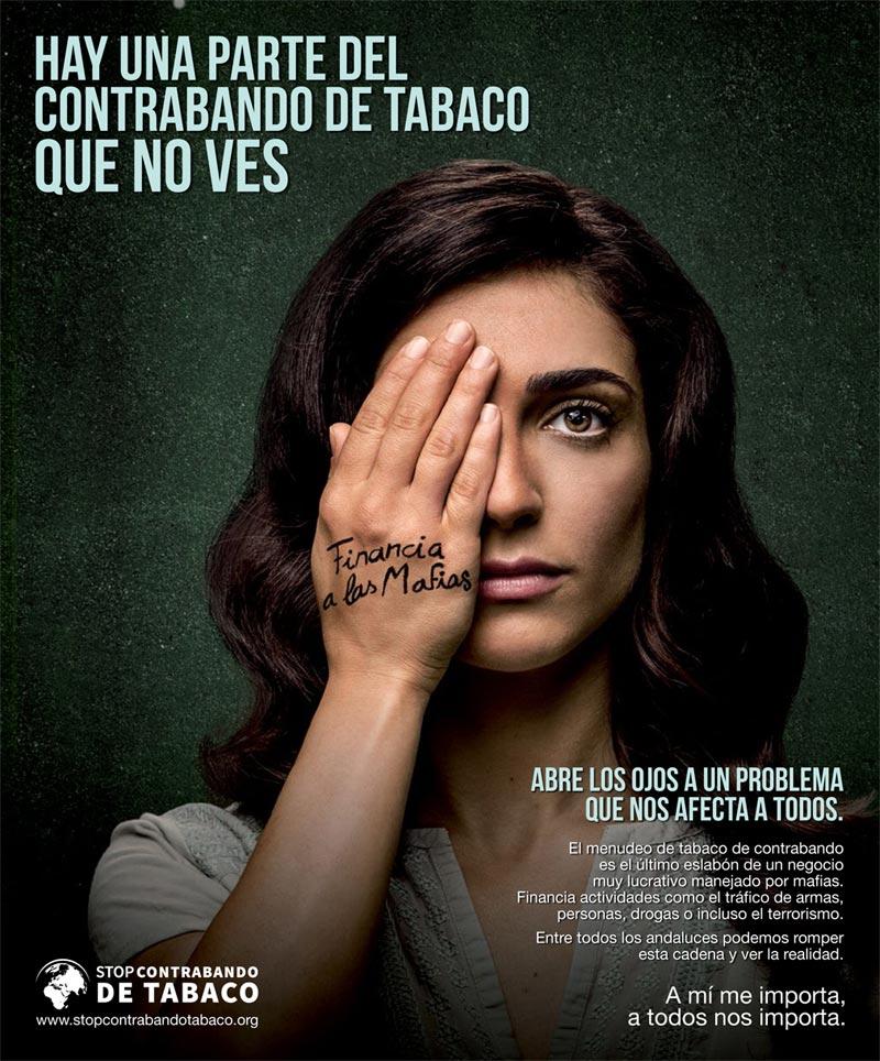 Stop Contrabando de Tabaco