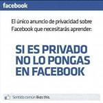 La nueva política de privacidad de Facebook