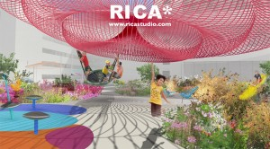 Diseño del futuro Jardín de mi Hospi en el Hospital La Fe de Valencia