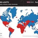 Chorriestudios: ¿Eres de tetas o culos?