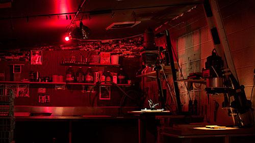 El cuarto oscuro - La DagaWeb