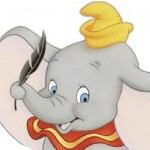 La pluma de Dumbo