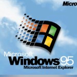 Feliz cumpleaños Windows 95