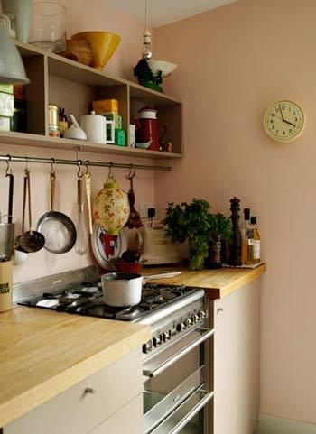 La cocina la dagaweb Ideas para amueblar una cocina pequena
