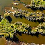 Desembocadura del Guadalhorce – Desde mi dron
